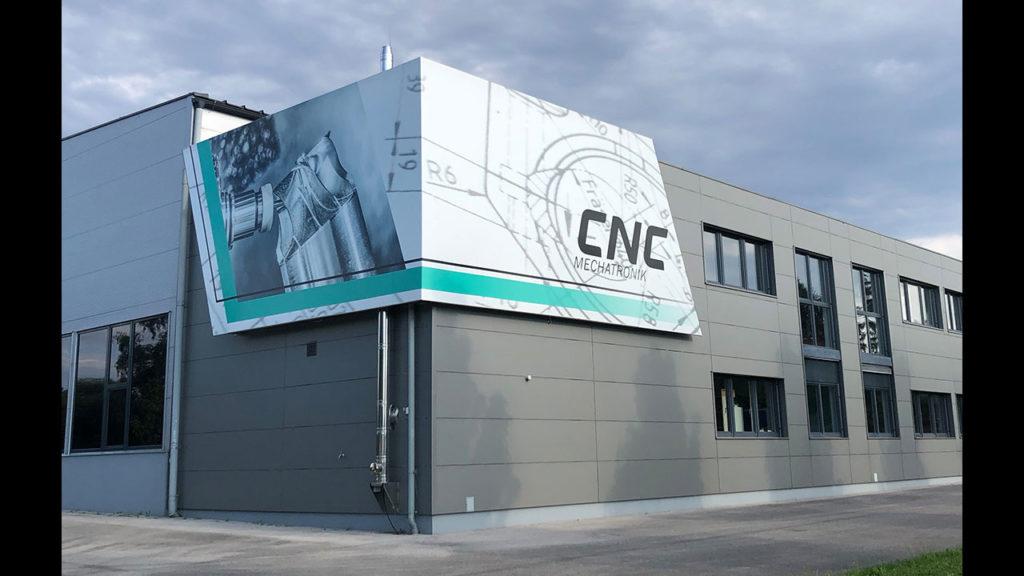 CNC-Fassade