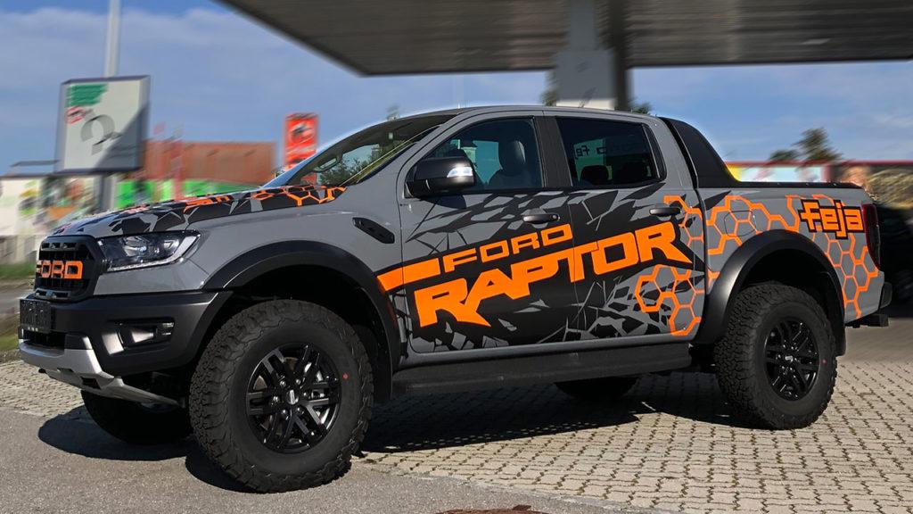 Ford-Raptor-Fahrzeuge