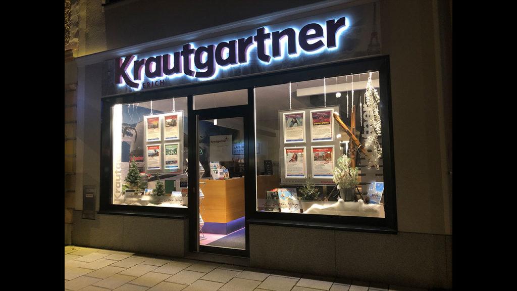 Krautgartner-Schilder