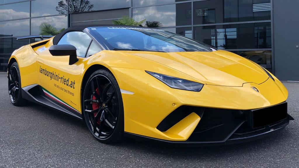 Lamborghini-Huracan-Steinschlagschutz
