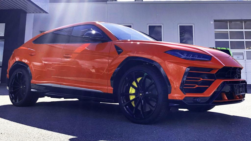 Lamborghini-Urus-Steinschlagschutz