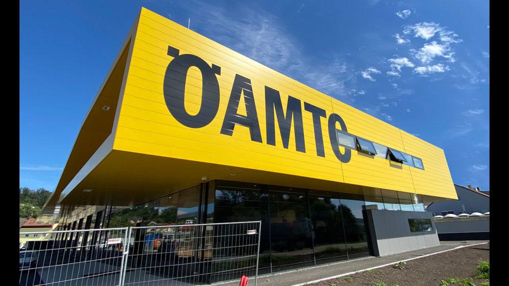 OEAMTC-Fassade