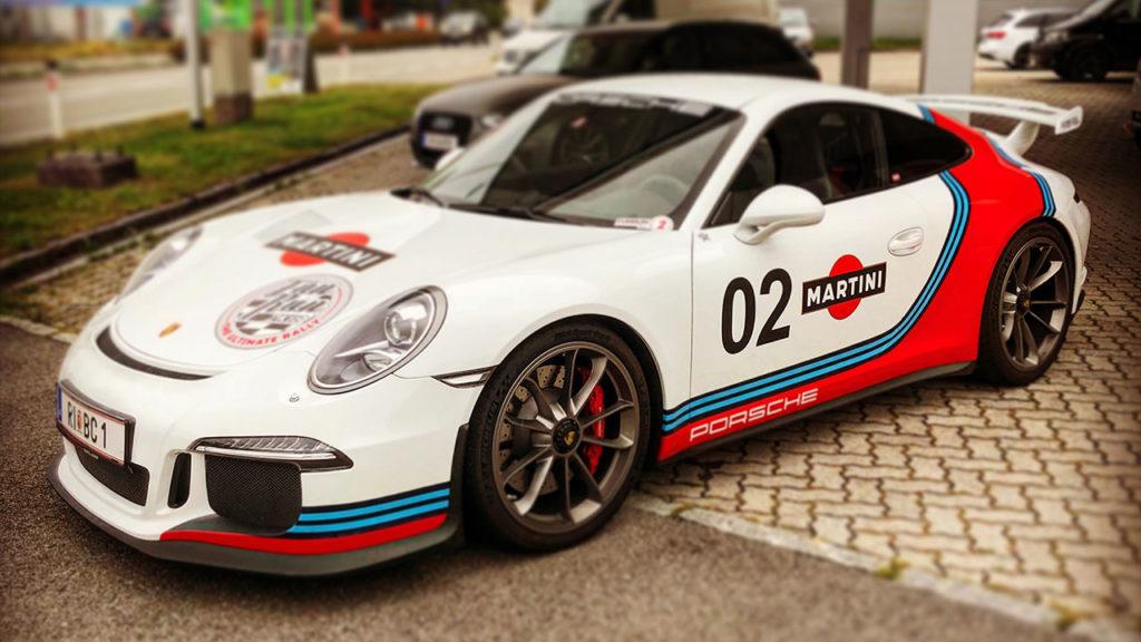Porsche-GT3RS-Designfolierung