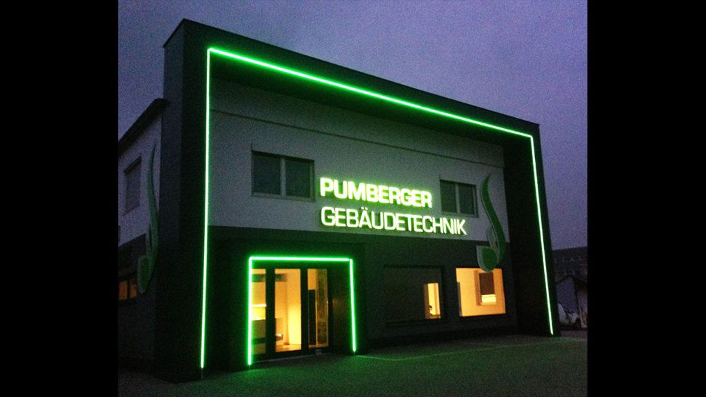 Pumberger-Schilder