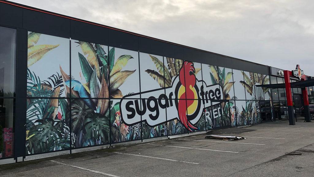 Sugarfree-Digitaldruck