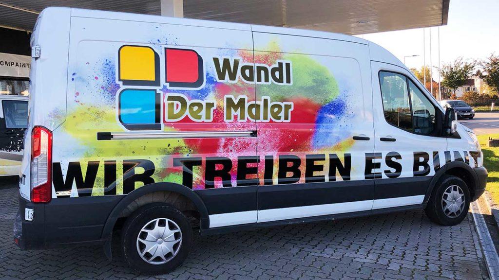 Wandl-Fahrzeuge